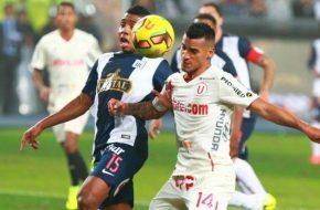 Resultado Alianza Lima vs Universitario 2-0 Clásico de Fútbol Peruano 2017 Domingo 12 Febrero 2017