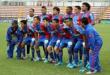Resultado Final: Alfredo Salinas vs Alianza Universidad 3-0 Segunda División Peru 2016