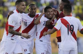 Resultado Perú venció 2-0 a Nueva Zelanda y clasificó a Copa Mundial Rusia 2018