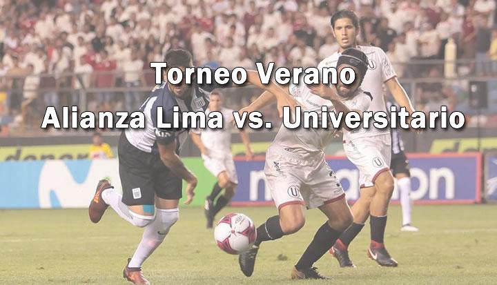 Alianza Lima vs. Universitario en vivo