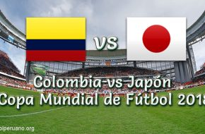 Colombia vs Japón en VIVO Online Copa Mundial Rusia 2018 este Martes 19 Junio 2018