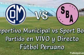 Deportivo Municipal vs Sport Boys en VIVO Futbol Peruano