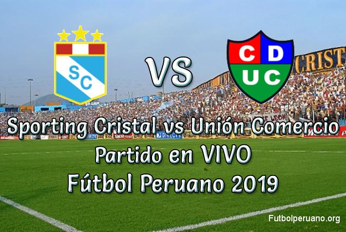 Sporting Cristal vs Unión Comercio en VIVO