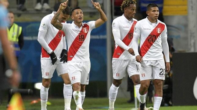 Perú vs Brasil en vivo Copa América